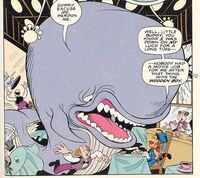 Monstro in Bonkers comic