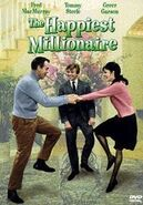The Happiest Millionaire DVD
