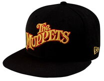 New era 2011 cap the muppets logo