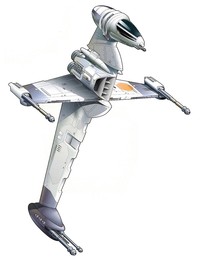 B-Wing - Disney Wiki - Wikia