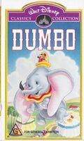 Dumbo1999AustralianVHS
