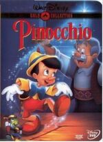 Pinocchio GoldCollection DVD