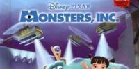 Monsters, Inc. (Disney's Wonderful World of Reading)