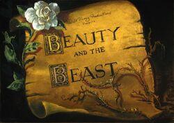 BeautyandtheBeastTitleCardMelShaw