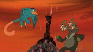 Dragonperry vs Hydradoof