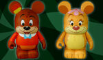 Bongo and Lulubelle vinylmation