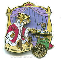 Artist's Choice - Walt Disney World - Prince John