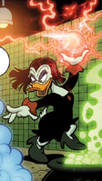 Darkwing Duck magica