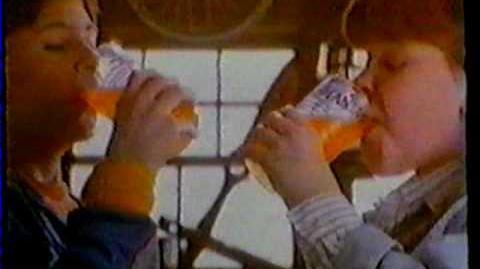 Fanta Disney Robot Ad 1984 5
