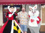 Me and wr and qoh at disneyland june 2010 640