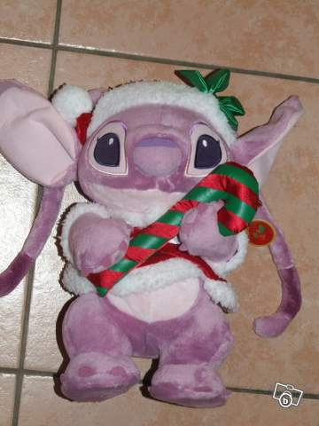 File:Peluche-Lilo Et Stitch-Stitch angel Noel rose.jpg