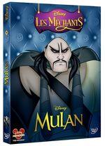 Disney Mechants DVD 15 - Mulan