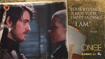 Once Upon a Time - 5x10 - Broken Heart - Emma - Quote - Happy Ending