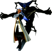 Ansem, Seeker of Darkness (with Guardian) KH