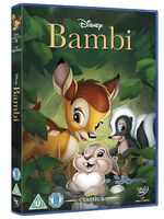 Bambi UK DVD 2014