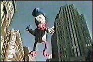 Donald balloon 1984