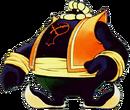 Fat Bandit (Art) KHI