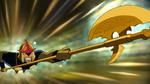 Nova's halberd