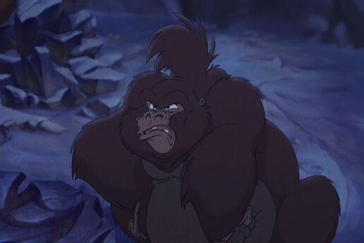 Tarzan 2 Characters Mama Gunda   Di...