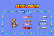 Disney's Magical Quest 2 Starring Mickey and Minnie Stage Clear 4