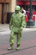 Army Men Disneyland