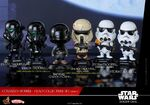 Hot Toys Star Wars Rogue One Cosbaby Bobble-Head Figures