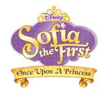 Sofia the First Once Upon A Princess Logo