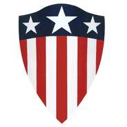 Captain America - Star Spangled Man Shield