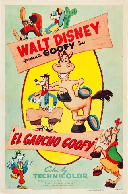 El Gaucho Goofy Disney Wiki Fandom Powered By Wikia