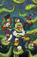 Darkwing Duck Issue 11A textless