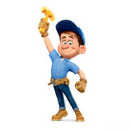 Fix It Felix Jr. The Hero