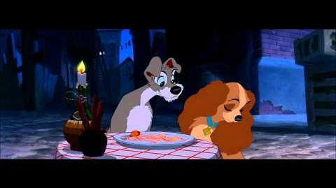 Lady and The Tramp - Bella Notte HD