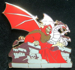 Gwythaints pin