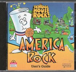 Schoolhouse rock america rock cd rom
