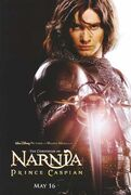 The Chronicles of Narnia Prince Caspian - Poster