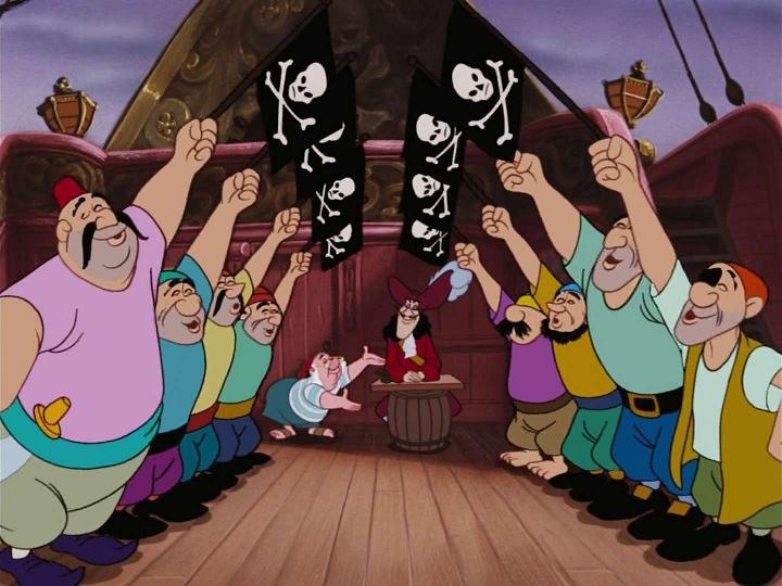Pirate Crew (Peter Pan) | Disney Wiki | Fandom powered by Wikia