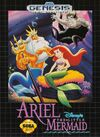 Little Mermaid Genesis game