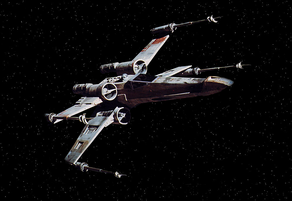 Top 5 film spaceships