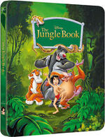 Jungle Book UK Zavvi Exclusive BD Steelbook