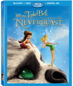 Legend of the NeverBeast Blu-Ray