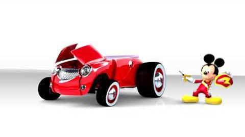 RoadsterRacers Video