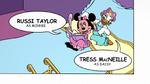 Minnie & Daisy (Three Musketeers - Credits)
