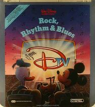 DTV Rock Rhythm Blues-front