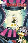 Donald Duck Comic 4 Cover 1