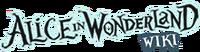 Alice in Wonderland Wiki-wordmark