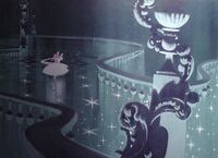 Cinderella - Concept Art - Mary Blair - 1950