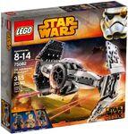 LEGO TIE Advanced v1 2