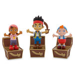 Jake and the Never Land Pirates Collapsible Finger Puppets