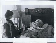 The blue yonder 1986 press photo