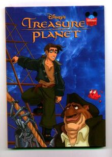 Treasure planet wonderful world of reading